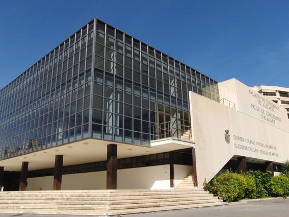 Ilustre Colegio Oficial de Médicos de Alicante y Palacio de Congresos de Alicante