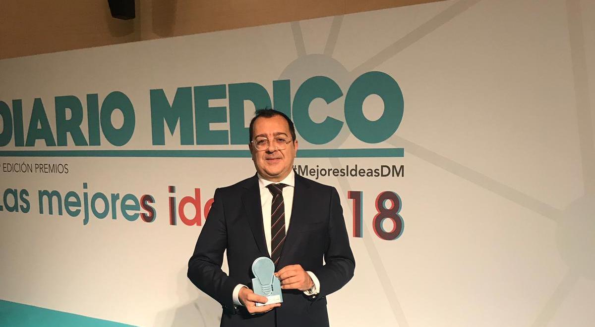 La ADSCV, galardonada con uno de los premios Mejores Ideas de Diario Médico por su jornada práctica sobre los conflictos derivados de la asistencia médica y quirúrgica a menores de edad