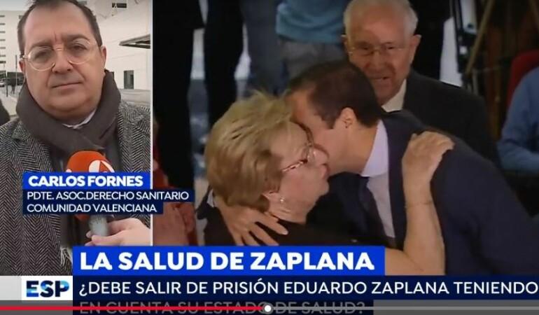 Intervención de Carlos Fornes en ESPEJO PÚBLICO (ANTENA 3)