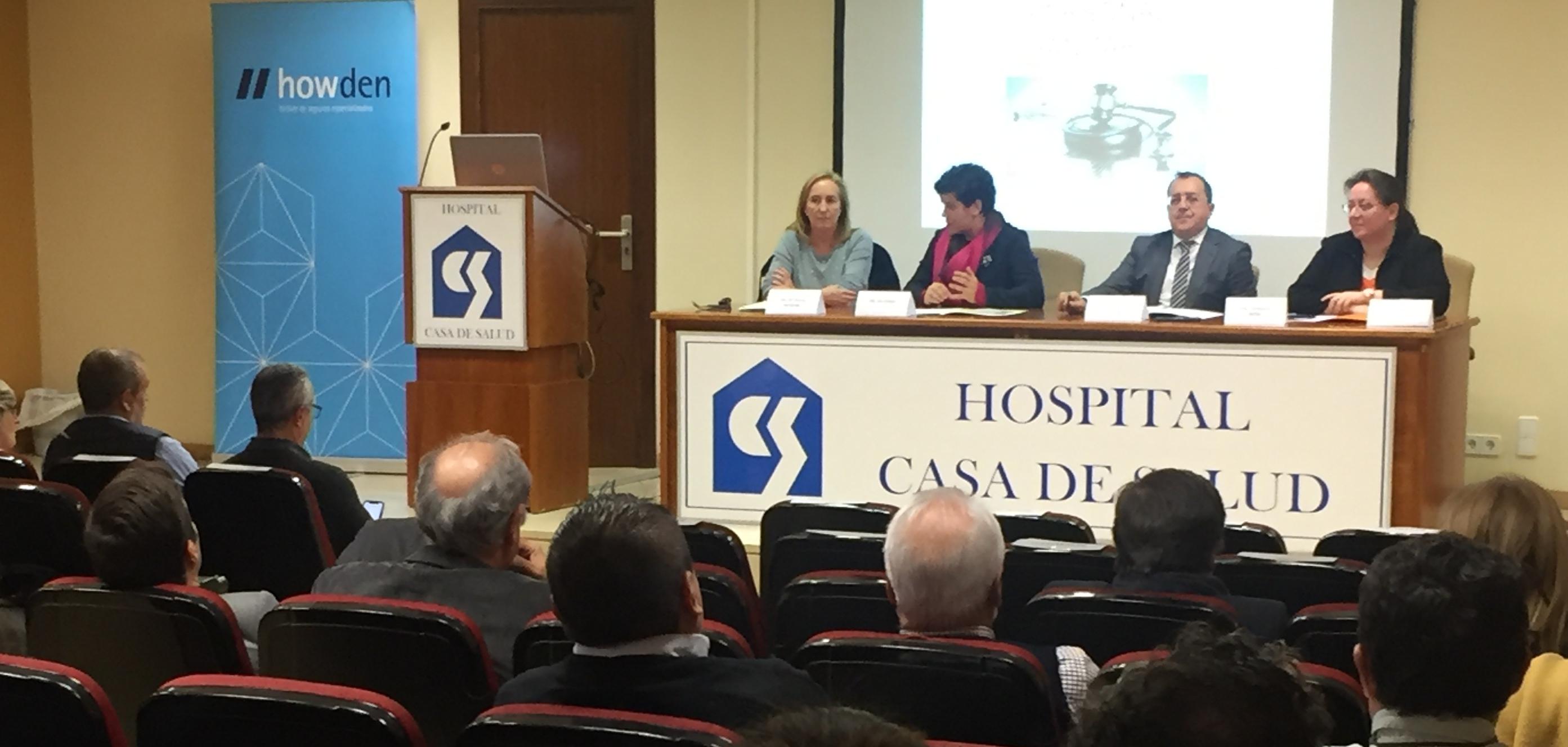 La necesaria formación jurídica de los profesionales sanitarios, analizada en el  Hospital Casa de Salud