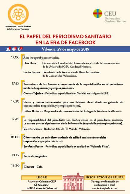 programa jornada mayo