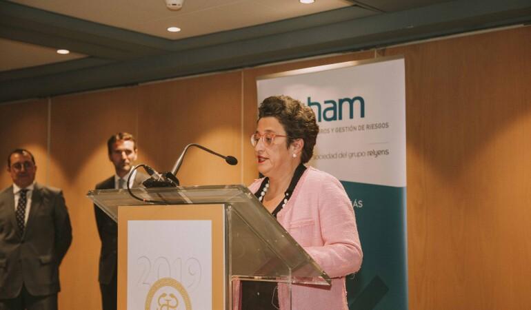 LAS PROVINCIAS: Laura Garcés recoge el premio de periodismo sanitario
