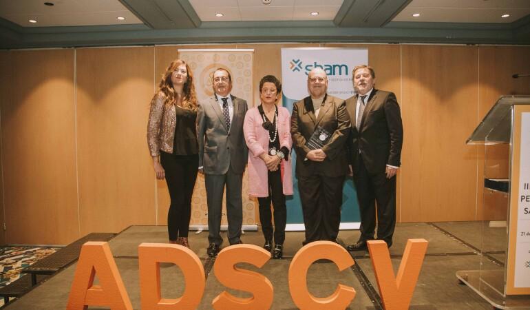 GALERÍA DE FOTOS Premios Periodismo Sanitario 2019
