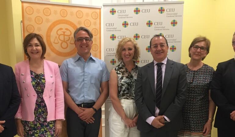 ENCUENTRO COLEGIOS PROFESIONALES: La colegiación obligatoria