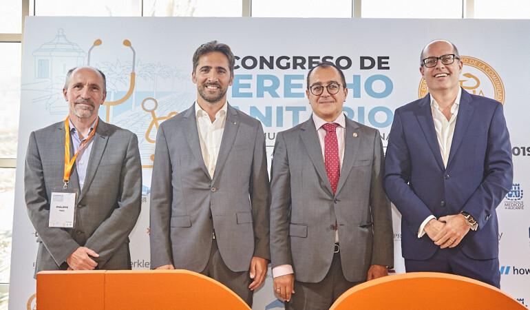 SEGUROS NEWS: Sham y Berkley, en el III Congreso de Derecho Sanitario de la Comunidad Valenciana