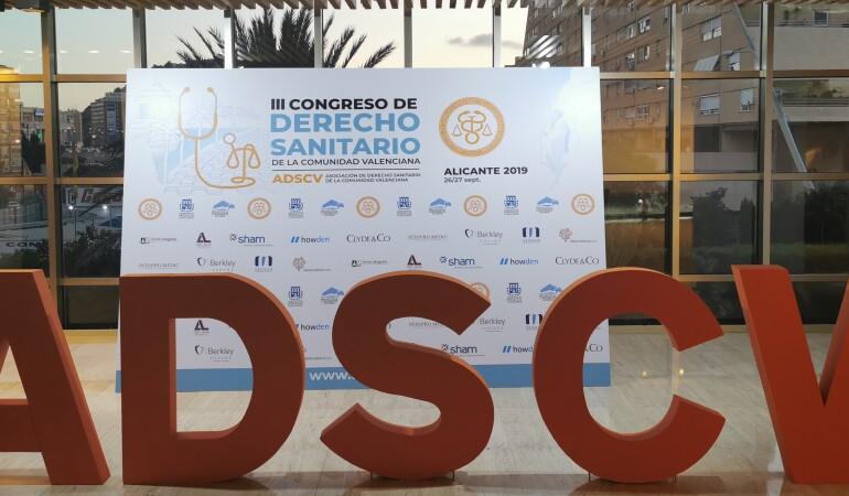 III CONGRESO DE DERECHO SANITARIO DE LA CV: Gracias a todos