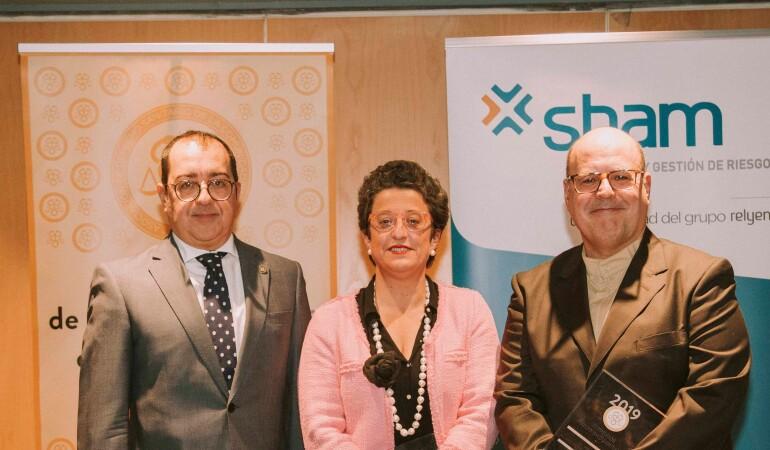 Laura Garcés y Enrique Mezquita, Premios Periodismo Sanitario 2019