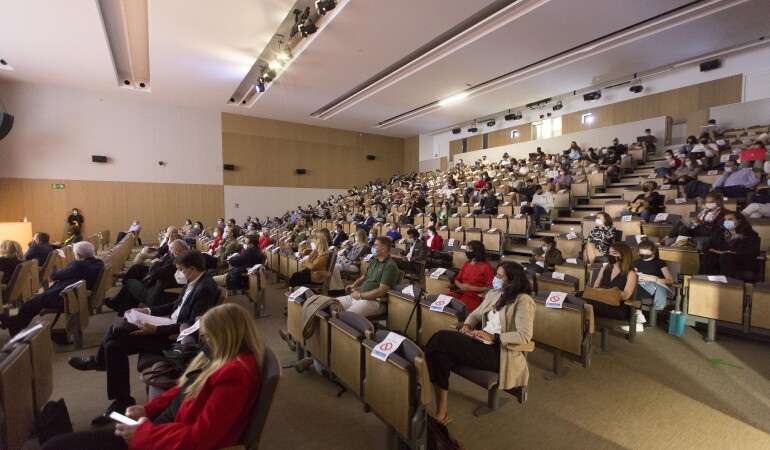 Galería de fotos: Jornada Consecuencias jurídico sanitarias de la crisis del Covid-19
