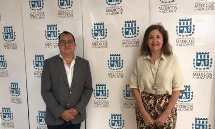 La ADSCV otorga a la Doctora María Isabel Moya el I  Premio Derecho Sanitario